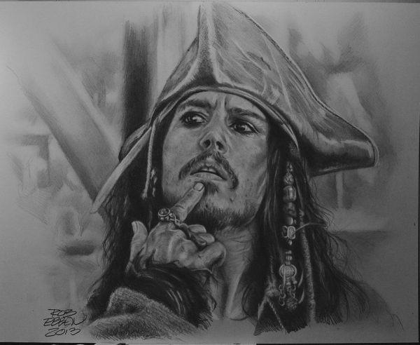 Captain Jack Sparrow Mreyecandy66 Deviantart Pirates Of Caribbean