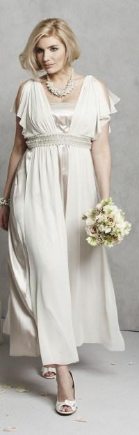 6 Vintage Hippie Wedding Dress Ideas and Plus Sizes for ...