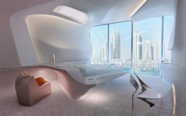 Opus Office Tower Interiors By Zaha Hadid Zaha Hadid Building And