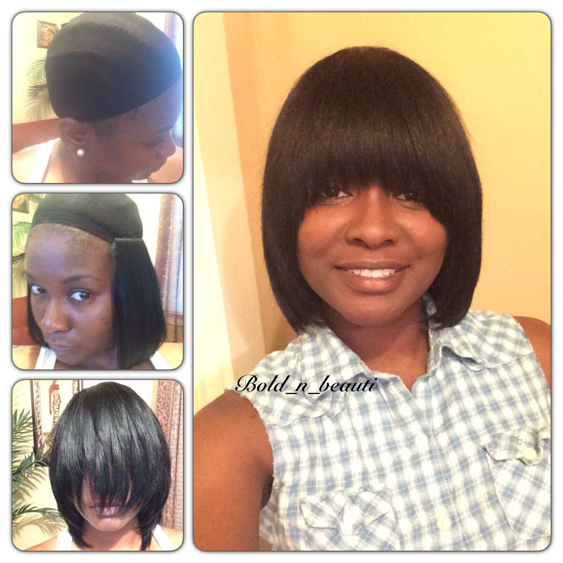 Brazilian Duby Hair By Outré A Quick Weave I Did On Myself I