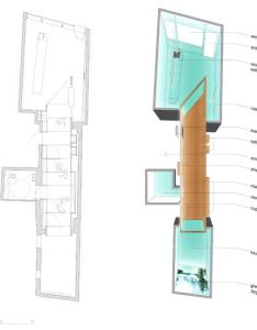 Gallery of helicosm freaks freearchitects also interiors and house rh pinterest