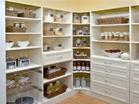 Pantry Plans | 18 Photos of the Pantry Shelving Plans and ...
