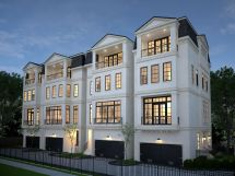 Modern 2 Story Townhomes