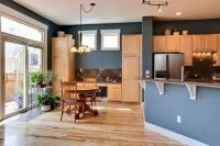Top 5 Wall Colors For Oak Cabinets Part 2   Bungalow ...