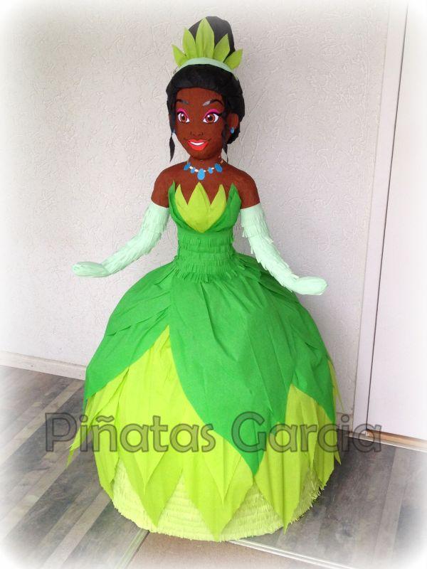 Disney Princess Tiana Pinata And Frog