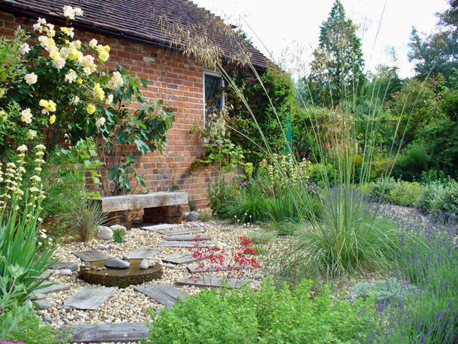 Low Maintenance Garden Designs Low Maintenance Gravel Garden