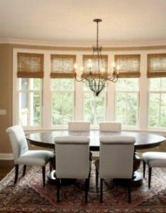 House also dining room window treatment by sunny  kitchen pinterest rh