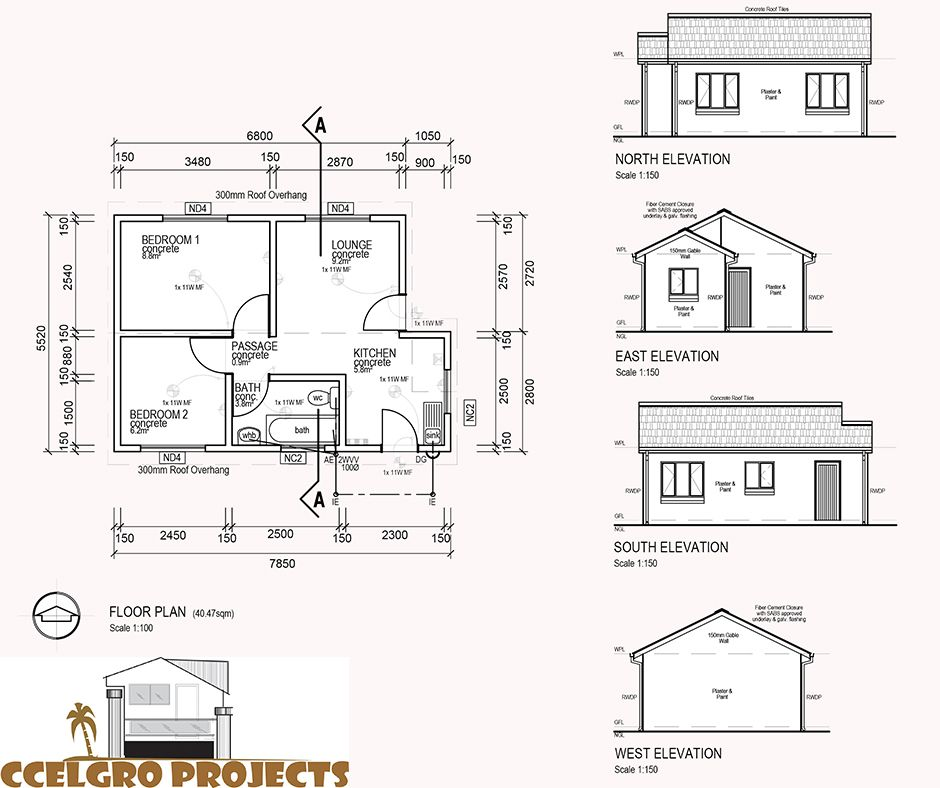How Much Does It Cost To Draw A House Plan In South Africa