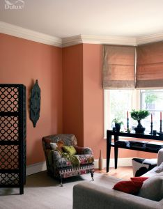 thinking of this for the chimney breast and  lighter off white also best images about living room colors on pinterest wall rh