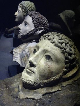 Image result for ancient roman art death