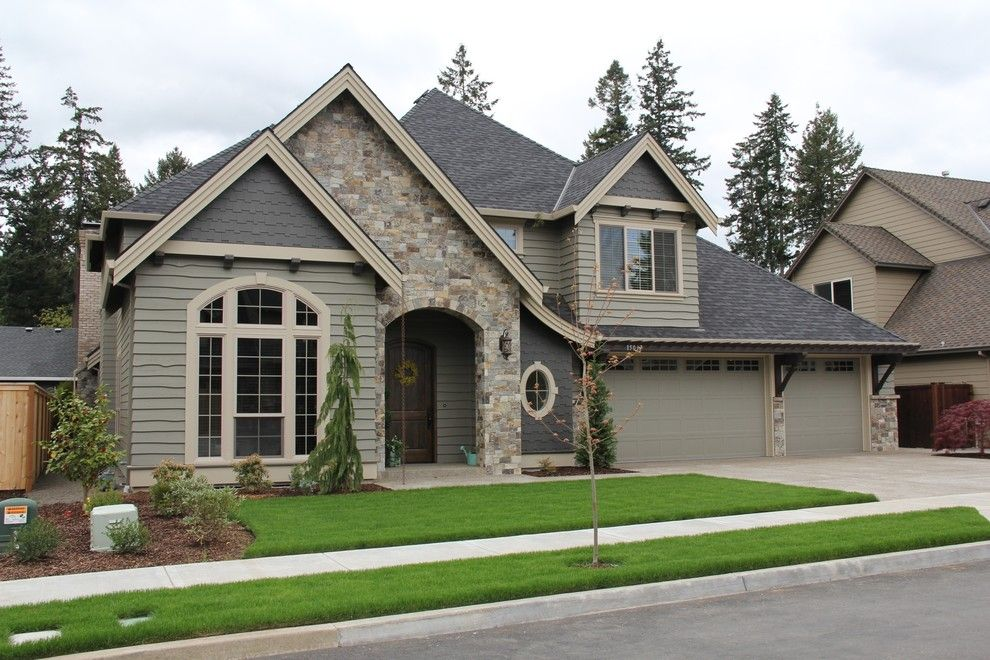 Exterior Paint Colors That In Exterior Traditional With Beige