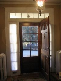 pella storm doors measurements