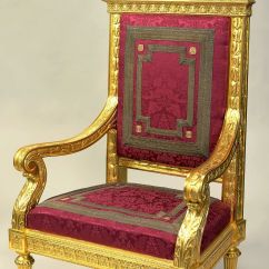 Throne Chair Cover Ergonomic Ultrasound Suit