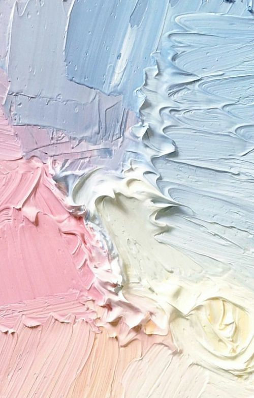 Imagen De Pastel Pink And Blue More