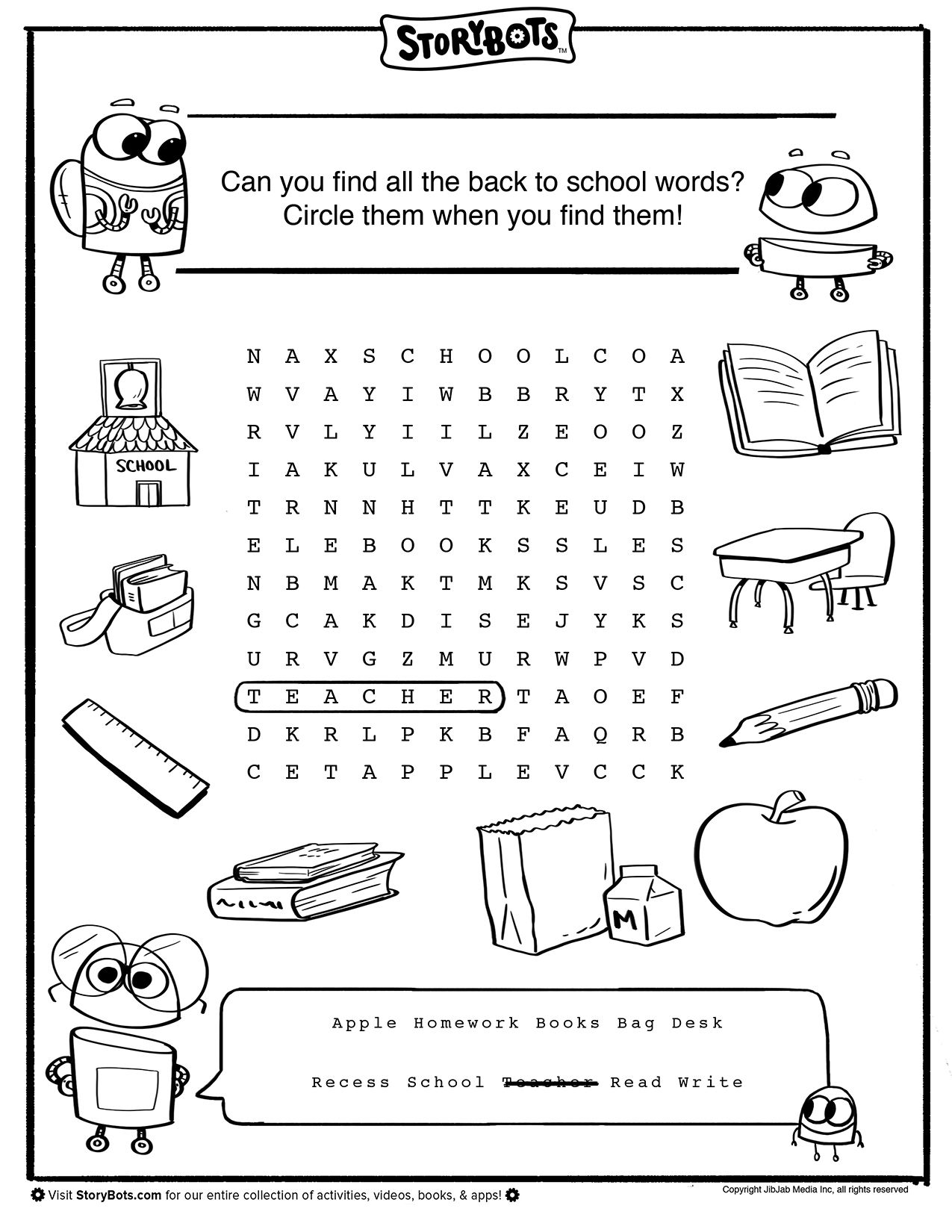 Worksheet Matching Vocabulary For High School