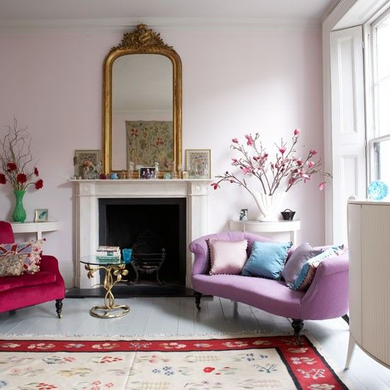 Decorating Ideas From Lulu Guinness' Victorian Terrace House