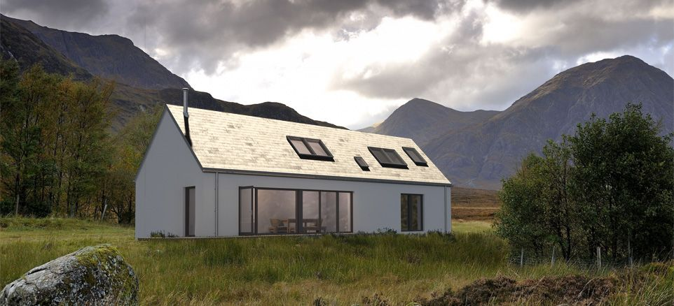 Love All Designs On Their Website Modern Self Build House Kits