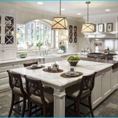 Modern Kitchen Island With Seating How To Make A At Home Design And Interior