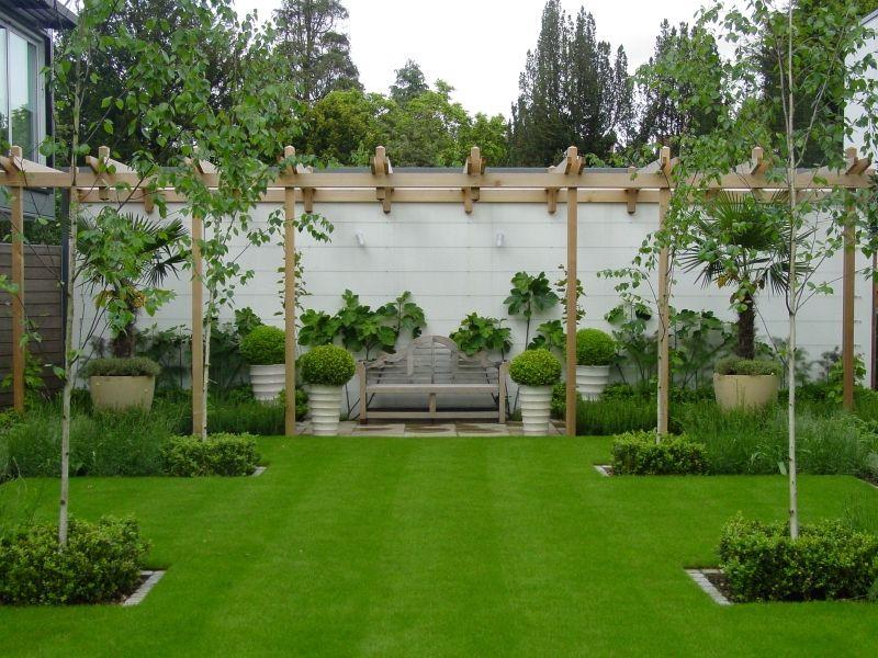 Front Home Garden Design Idea Picture 820 Small Garden Home