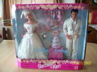 Barbie and Ken Wedding Fantasy Gift Set 1996 | Barbie and Gift