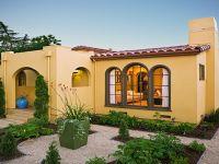 modern spanish cottage design | Ae2d241d6b82dbe2 Small ...