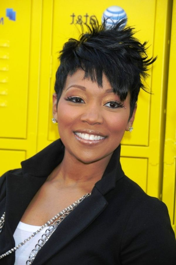 Short Spiky Hairstyles For Black Women NYC Hair Salons