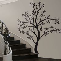 Fab.com | Silhouette Tree Wall Decal | Decorating ...