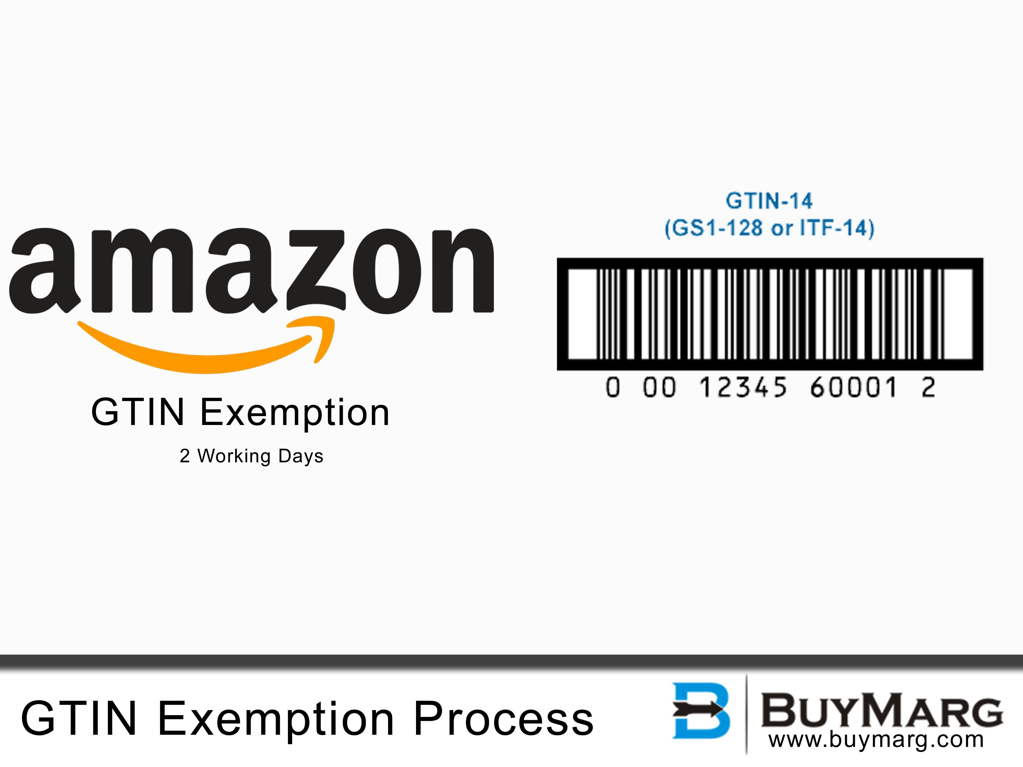 GTIN Exemption Process