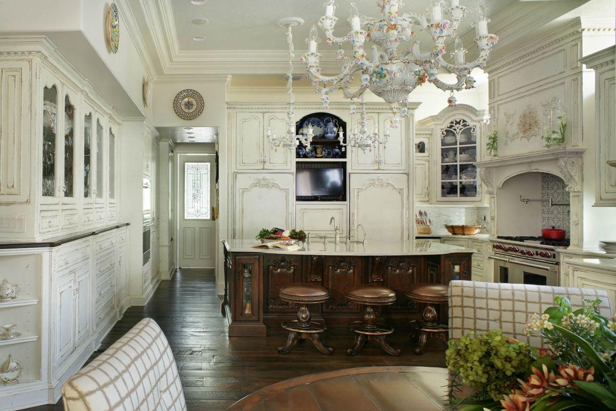 Best Kitchen Gallery: Photo 1 Of 3 Habersham Home Kitchen Galleria Design Decor of Kitchens Habersham Home on rachelxblog.com