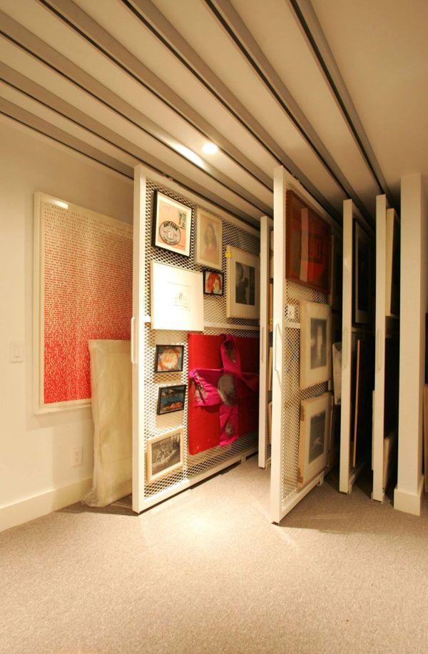 Art Studio Storage Ideas