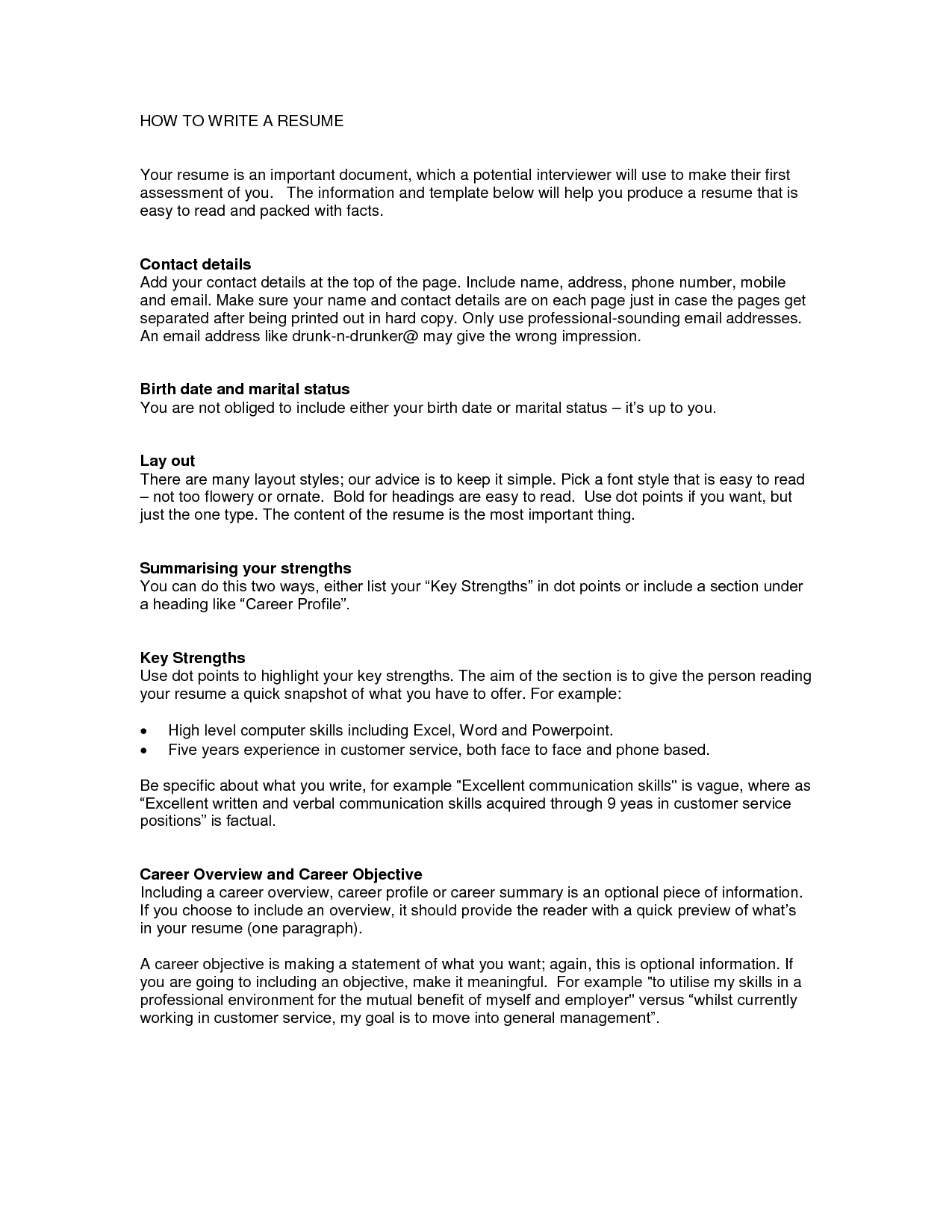 Resume Samples Online How To Write A Resume Net The Easiest Online Resume