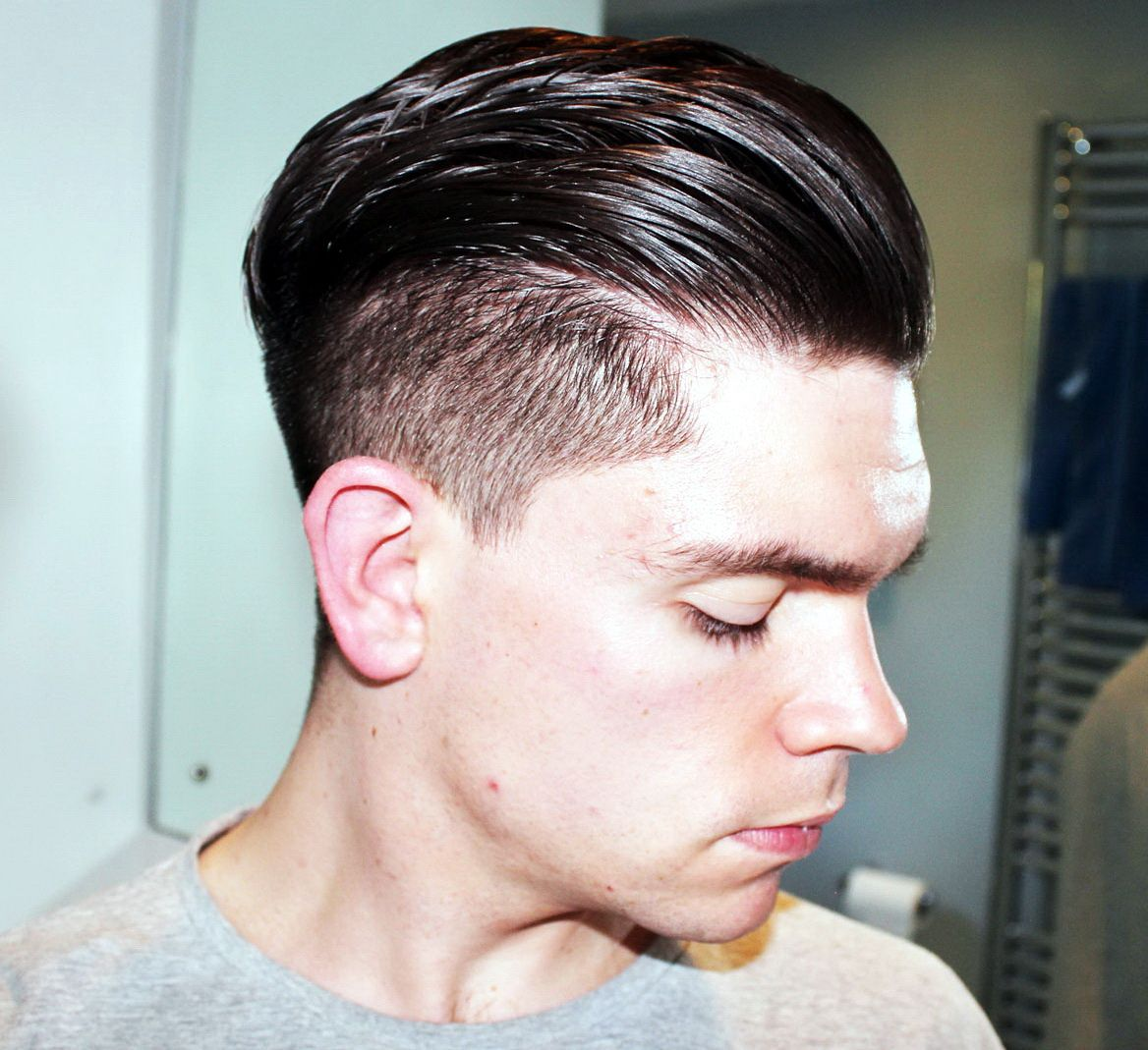 Undercut Hairstyle Men Tumblr Celebrities With The Mens