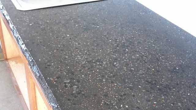 Exposed Aggregate Concrete Countertops Google Search At My