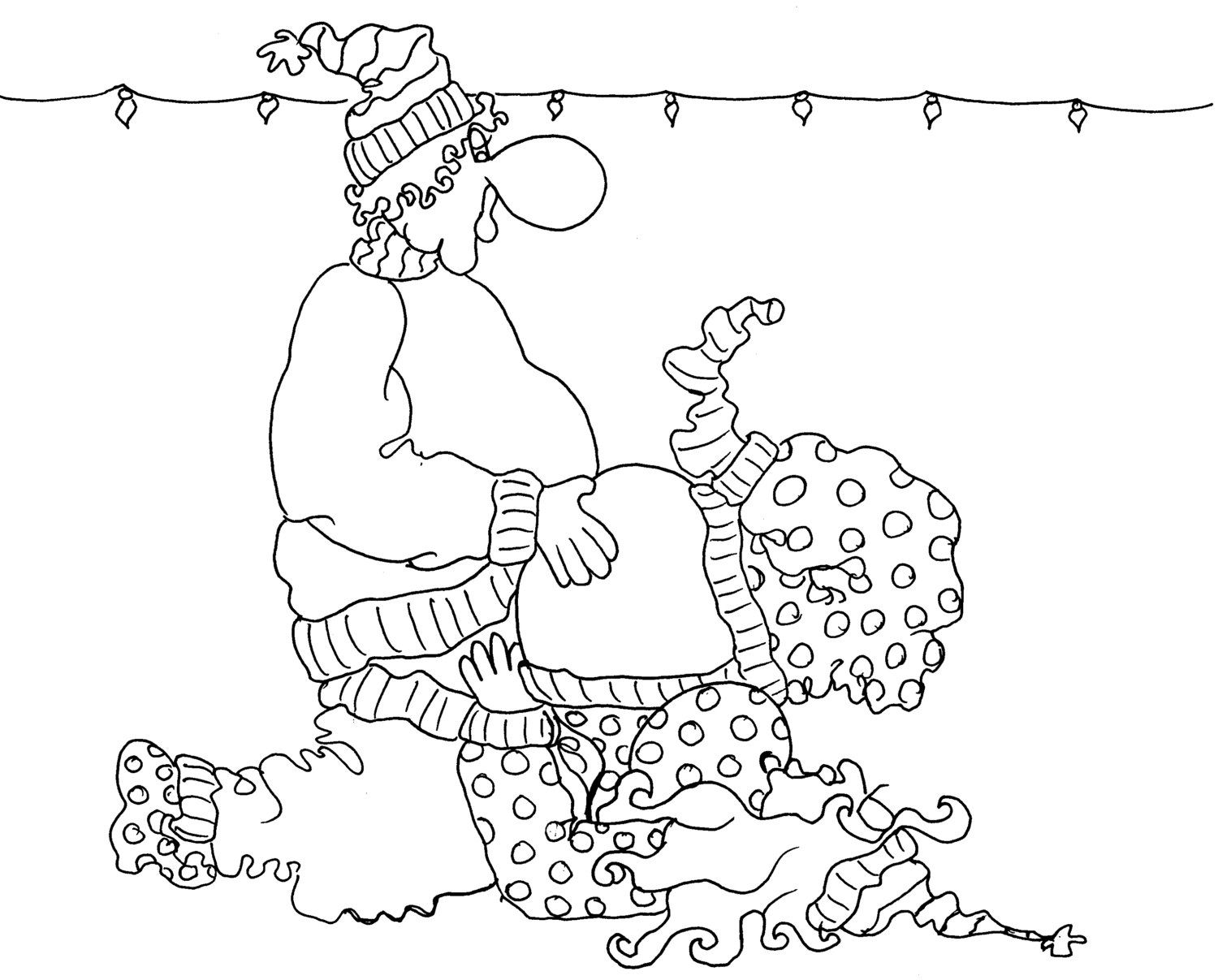 Brother Bent Nose Coloring Pages