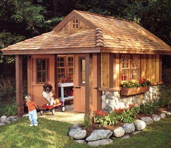 Storage Shed Ideas Build A Beautiful Garden Shed A Garden Shed