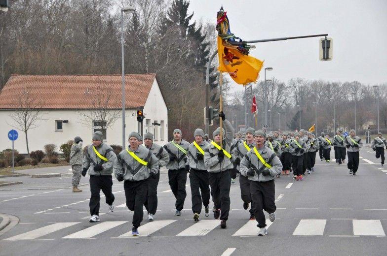 Vilseck Germany Army Base Barracks