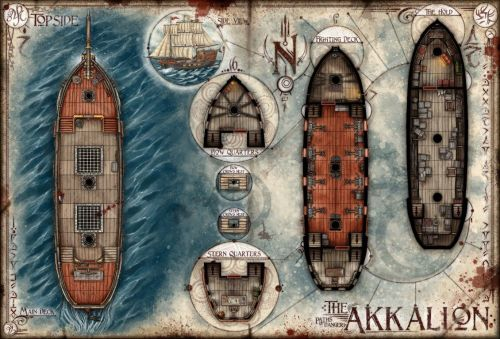 small resolution of pirate ship layout download