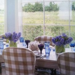Gingham Dining Room Chair Covers Discount For Sale Chairs Hookin Up The House