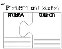 Problem Solution Worksheets For 4th Grade - 4th grade ...