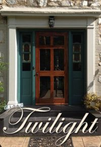 Solid Wood Storm Doors, Wooden Storm Door by Vintage Doors ...