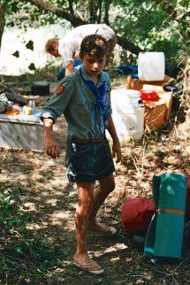 German Boy Scout Shorts