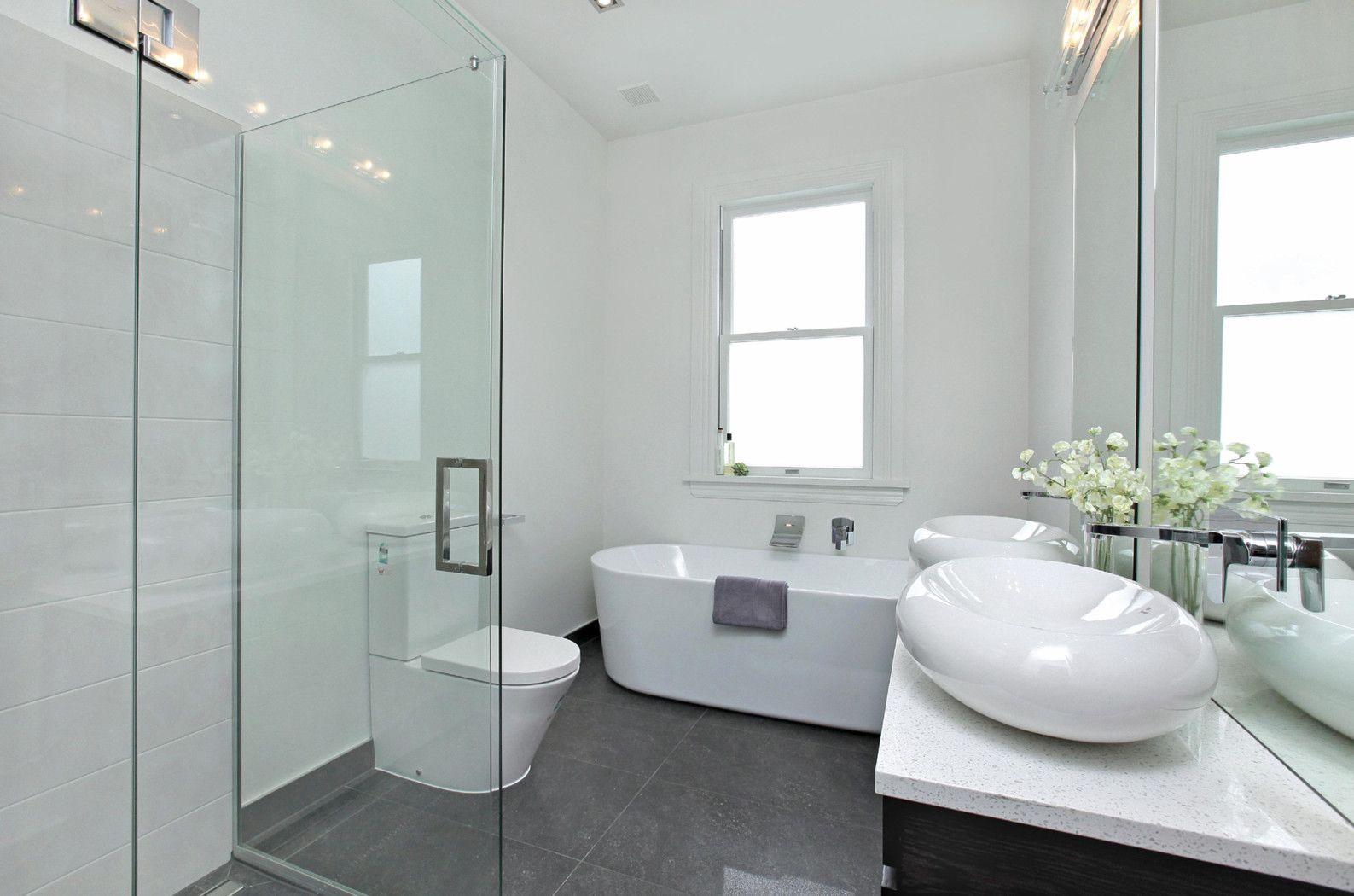 grey marble floor tiles for bathroom  Stribalcom