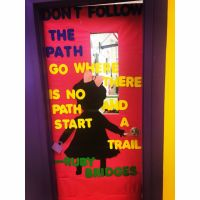 Black History Month Classroom Door | Bulletin Boards ...