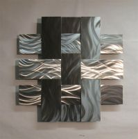 Contemporary Metal Sculptures | Contemporary Metal Wall ...