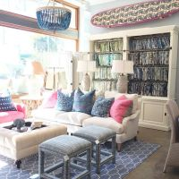 colorful living room | Design Trend: Classic | Pinterest ...