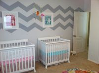 Boy/Girl Twin Nursery, Bright and Cheerful | Twin ...