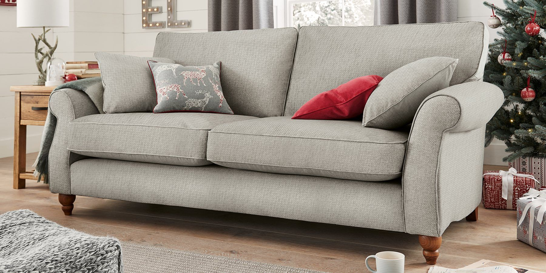 ashford sofa boston interiors stella room and board buy large 3 seats cosy twill light grey low