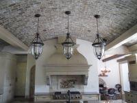 Barrel Vaulted Kitchen Ceiling on Kiawah Island. Courtesy ...