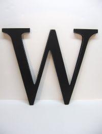 Black Wall Letters Amusing Custom Vinyl Letters Choose ...