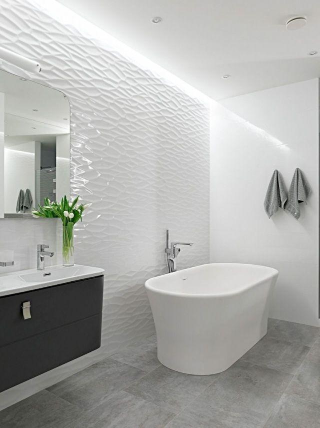 Design Salle De Bains Moderne En Idees Super Inspirantes